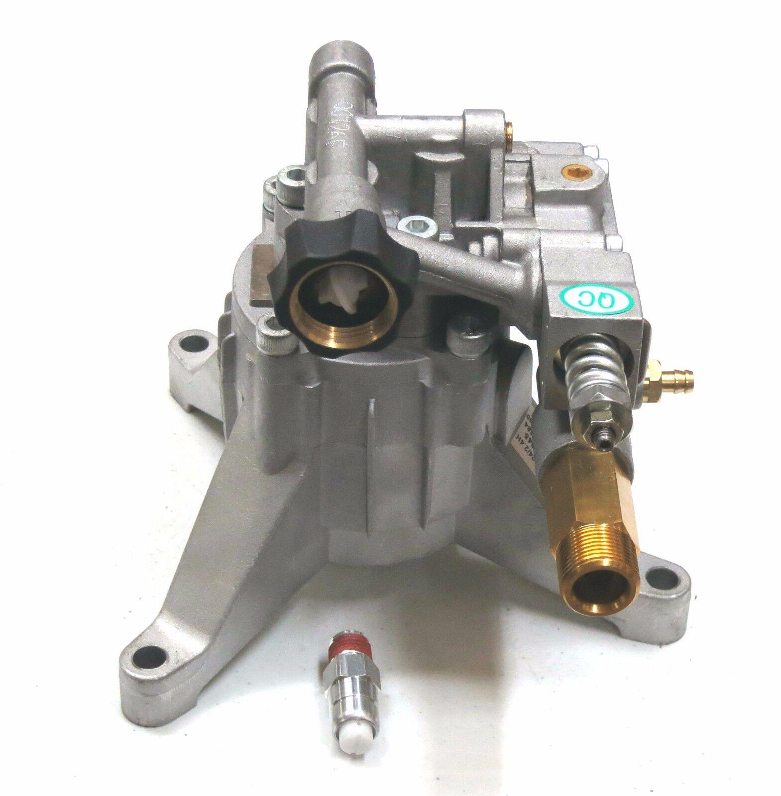 Power Pressure Washer Water Pump Amp Spray Kit Troy Bilt