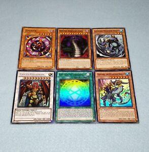 Yugioh Dartz Deck Core The Seal of Orichalcos Leviathan Atlantis Card Set