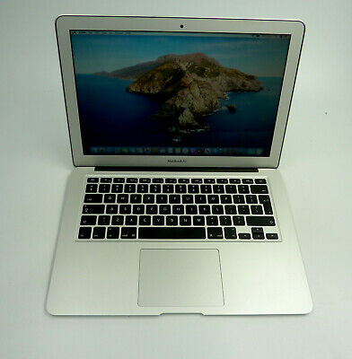 "APPLE MACBOOK AIR 13 A1466 LAPTOP 2015 CORE i5-5250U 4GB 13"" GRADE B 16537"