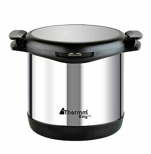 THERMAL COOKER VACUUM PRESURE SLOW 4.5L POT STEW CASSEROLE CAMP Hornsby Hornsby Area Preview