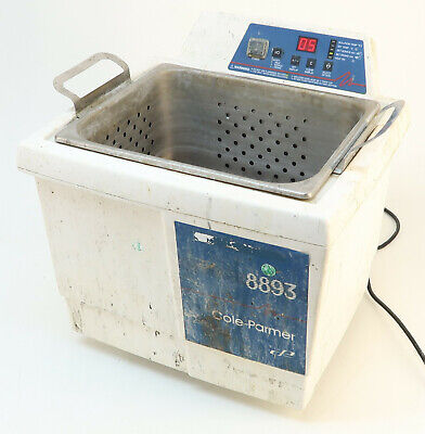Cole-parmer 8893 8893-21 Ultrasonic Cleaner