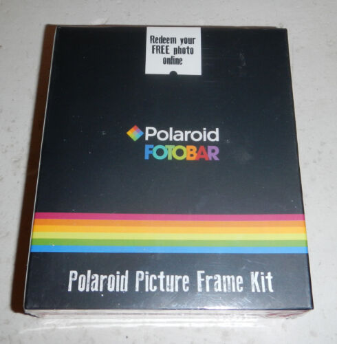 NEW Sealed Polaroid Fotobar Picture Frame Kit