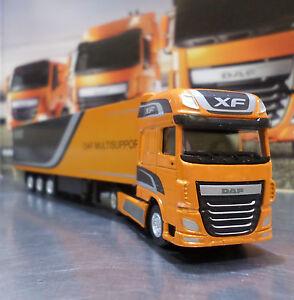 DAF XF Euro 6 Model Truck 1:87 Scale