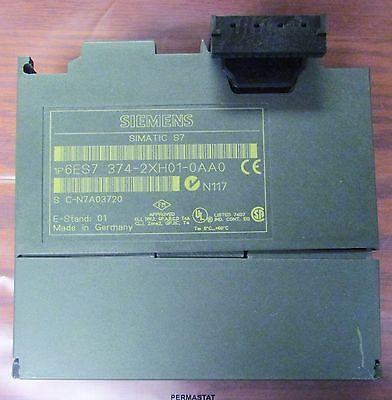 Siemens Sm374 Input Output Simulator Module 6es7 374 2xh01 0aa0