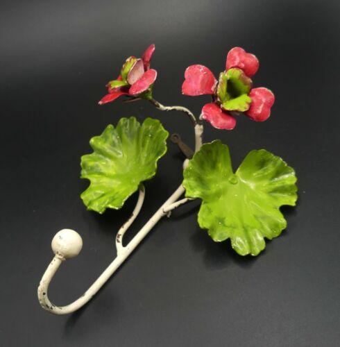 Vintage 50's made in Italy metal flower hanger/hook