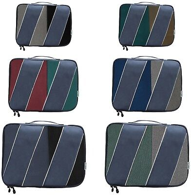 - Set of 6 Packing Cubes for Luggage Optimization,  Multiple Sizes-  by Velette