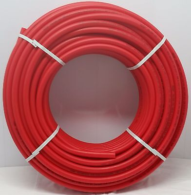 New Certified Non Barrier 34 - 300 Coil - Red Pex For Potable Water Use