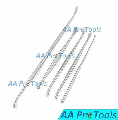 Aa Pro Penfield Dissectors No. 1 2 3 4 5 Neurosurgery Spine Instruments Set