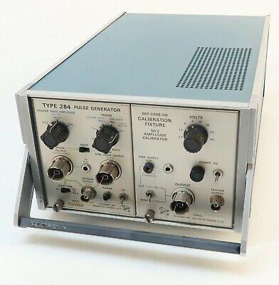 Tektronix Type 284 Pulse Generator W 067-0508-00 Calibration Fixture