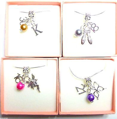 Necklace 16th 18th 21st Birthday / Christmas / Bridesmaid / Flower girl Gift Box ()