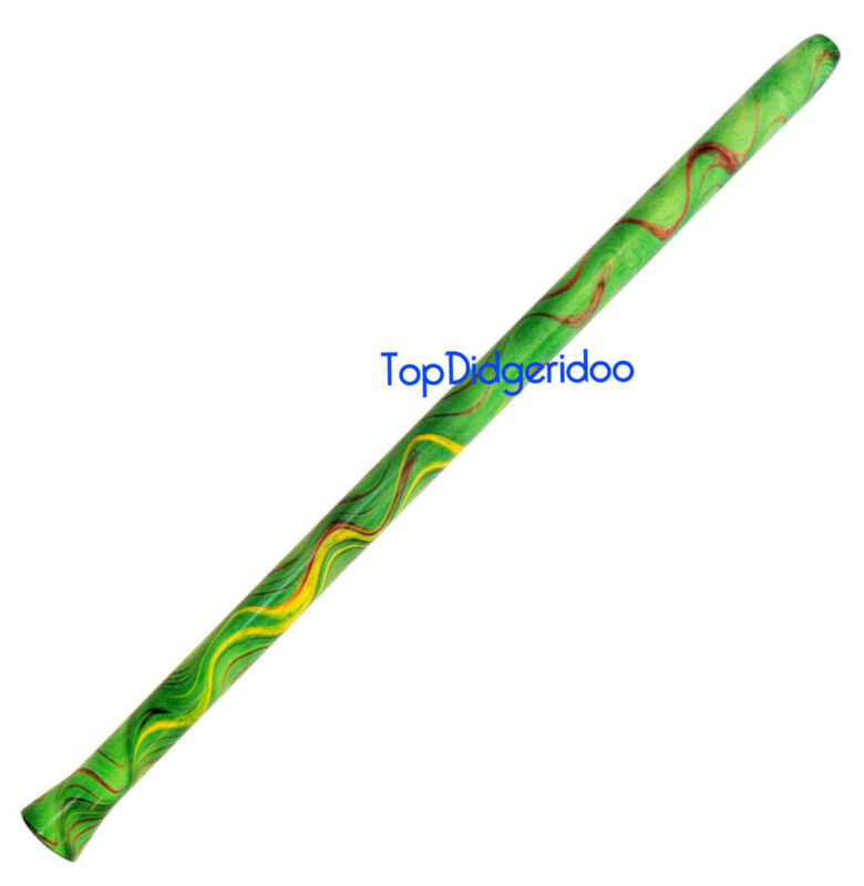 "Loud Sound PVC Didgeridoo Beautiful Modern Design 130cm51"" Long FREE SHIPPING!"