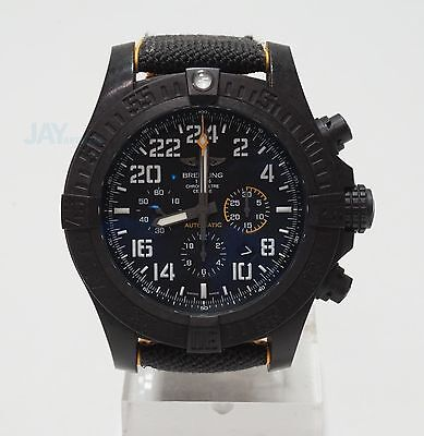 Breitling Avenger Hurricane 24 Hour Xb1210 Automatic Chronograph Watch