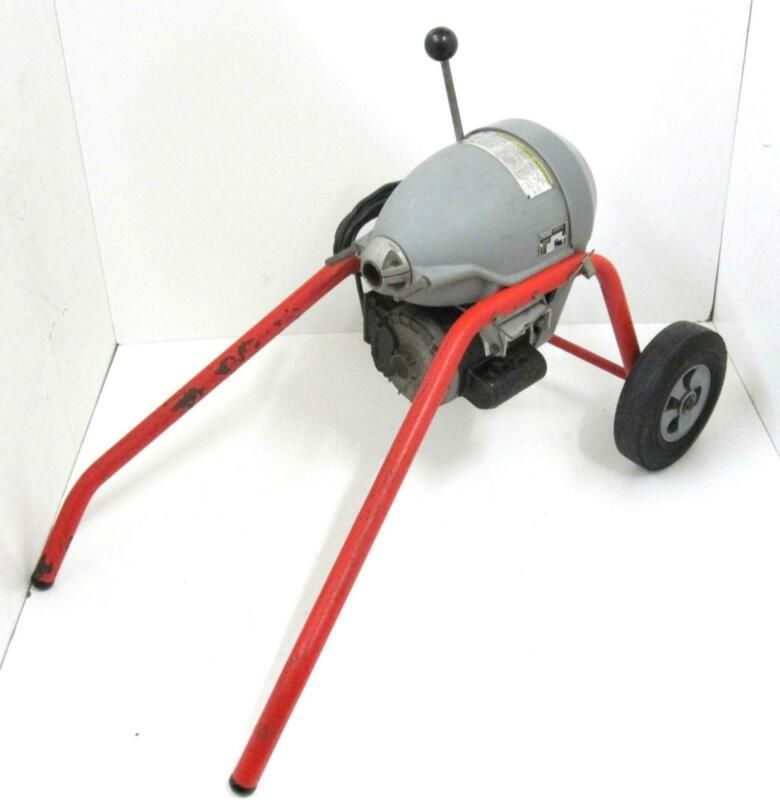 Used Drain Cleaning Machine Ebay