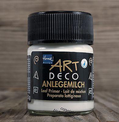 KREUL Anlegemilch Home Design ART DECO 50 ml Blattgold Vergolden