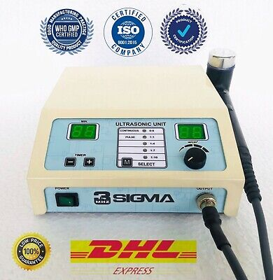 Brand New Ultrasound Therapy Machine 3mhz Physiotherapy Pain Relief Therapy