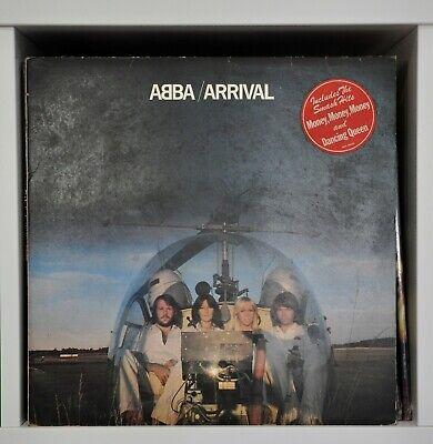 Abba / Arrival LP Vinyl Record Epic S EPC 86018