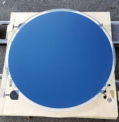 Tischplatte Glas Bistrotisch Platte Rund 60 cm Sonderposten