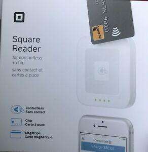 Square Reader contactless & chip