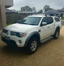 2008 Mitsubishi Triton Ute Thornlands Redland Area Preview