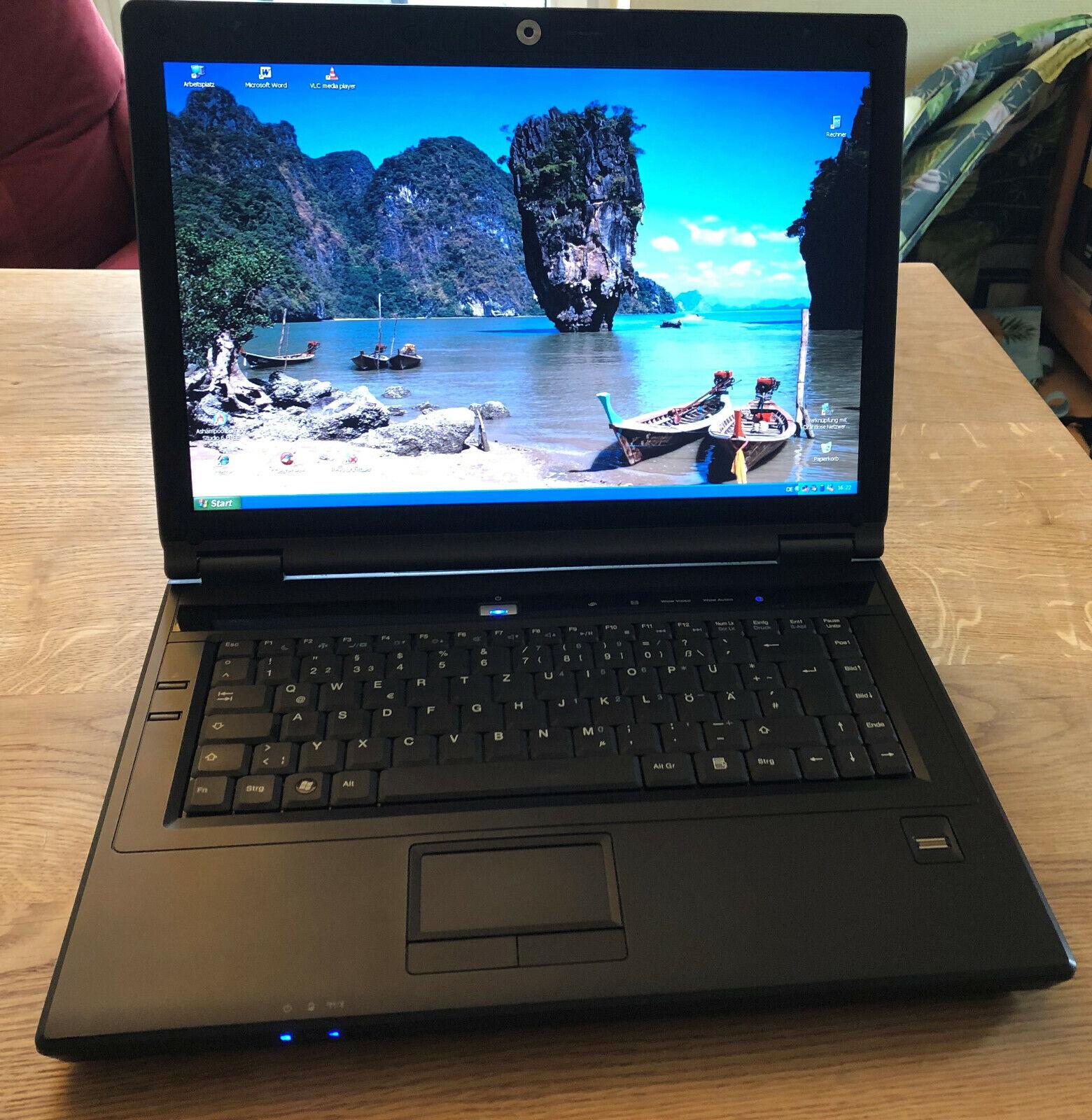 Notebook laptop 15 zoll, NEXOC, WIndows XP