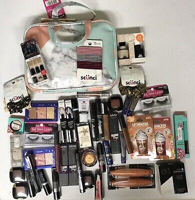 Make Up Wholesale (Wholesale Cosmetics Makeup Lot-50+pc Maybelline, Revlon,Rimmel,Cover G & More)