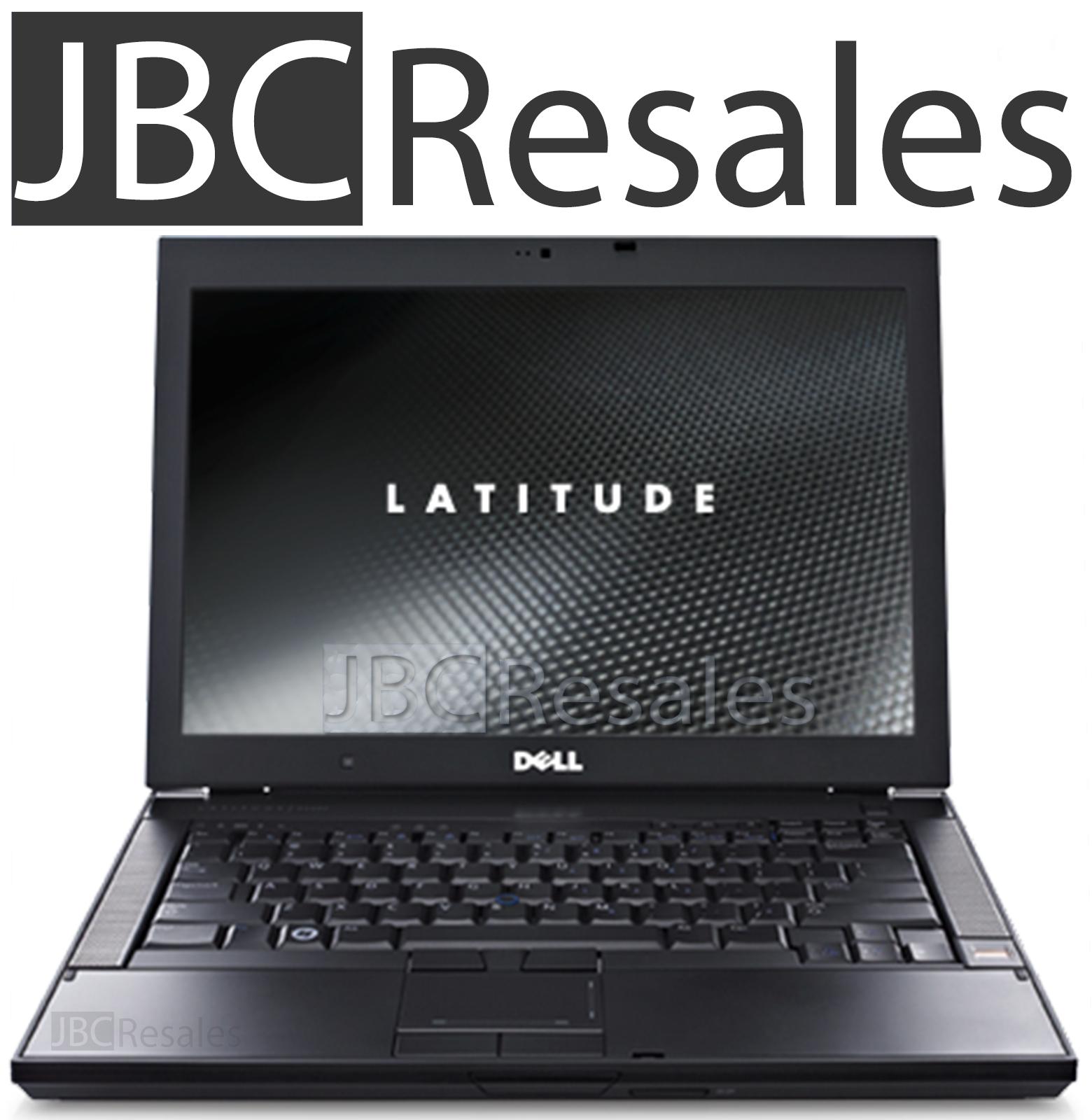 Laptop Windows - Dell Latitude Laptop HD LED Intel Core 2 Duo 4GB RAM DVD-RW WiFi Windows 10
