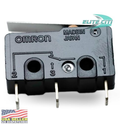 Omron Micro Switch SS-10GL MICRO SWITCH, HINGE LEVER, SPDT 10A (AC), 4A (DC)