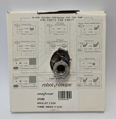Robot Coupe 27069 Ripple Cut Disc 3 Cl50 Gourmet