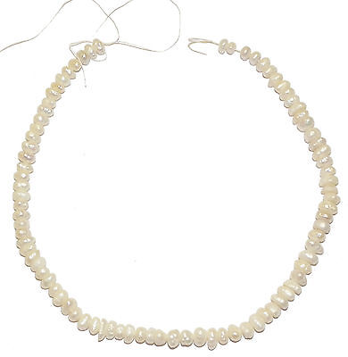 5 x Strands of Strung Freshwater Pearls