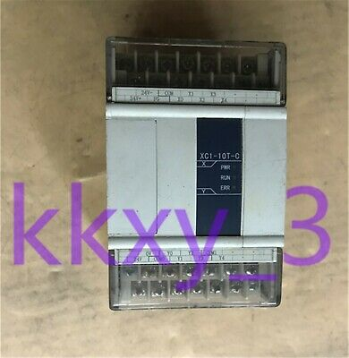 1 Pcs Xinje Xc1-10t-c Programmable Controller Tested