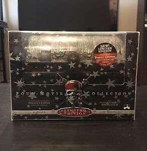 Pirates of the Caribbean Collection (15-Disc Box Set)