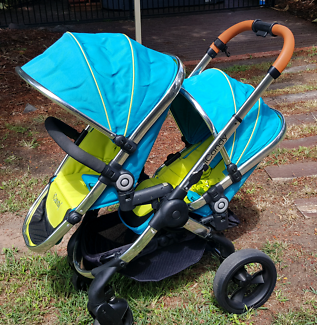 Icandy Peach 3 Royal pram stroller single or double