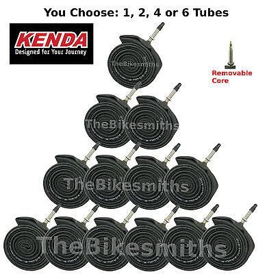 MultiLot Kenda 26x1.75-2.35 Presta Valve Mountain Bike Tube fit 26x1.95 26x2.1 ()