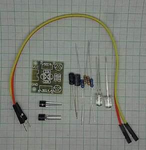 LED Wechselblinker Modul inkl 2 Leds - Bausatz