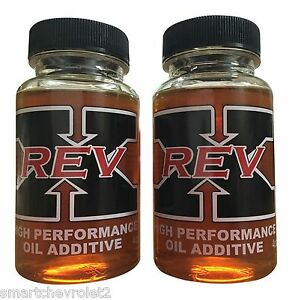 Rev x Oil Additive