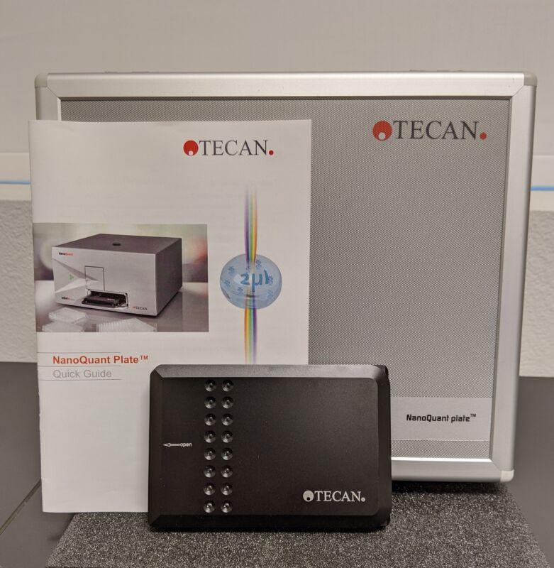 Tecan F200 M200 M1000 16 Channel NanoQuant Plate n2e