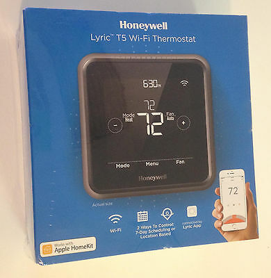 NEW  Honeywell Lyric T5 Wi-Fi Thermostat