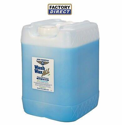 Aircraft Wash (Waterless Car Wash 5 Gallon Aircraft Quality Wash ALL Auto RV Marine)