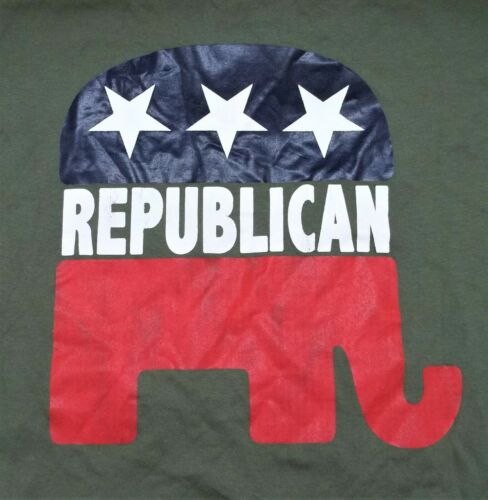 Republican Logo T-Shirt Adult M Medium New with Tag