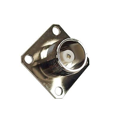 Bird 4240-268 Style HN Female QC Connector for Bird 43 and 4304A Wattmeters