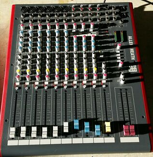 Allen and Heath mixer ZED 12FX USB  City North Canberra Preview