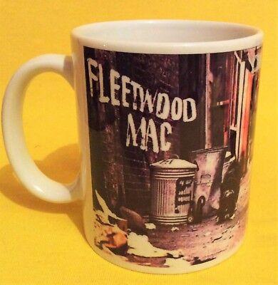 FLEETWOOD MAC DEBUT STUDIO 1968- ALBUM COVER ON A MUG