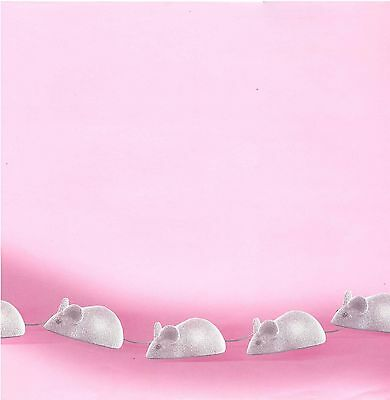 Pink Paper (Paper House - Mouse on Pink CAT Scrapbooking)