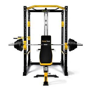NEW PRO-X3 MONSTER HEAVY DUTY COMMERCIAL POWER RACK 100KG PACK Wangara Wanneroo Area Preview