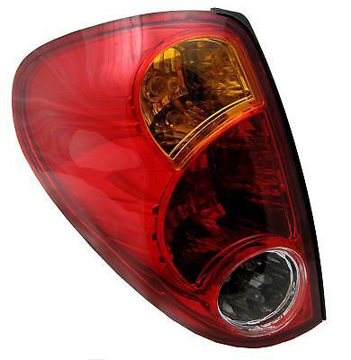 Rear tail Light lamp for Mitsubishi L200 pickup NEW 2006+ Left nearside N/S lens