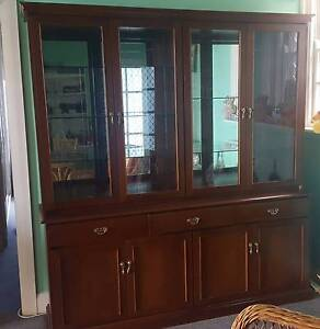 Wall Unit - Buffet and Hutch Belmont Lake Macquarie Area Preview
