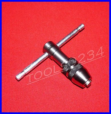 (General 164 Tap Wrench T- Handle for Tap Reamer Extractor #0 - 1/4 High Quality )