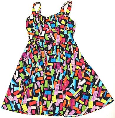 New Disney Parks The Dress Shop Monsters Inc. Sully Mike Boo Women's Dress S-3XL
