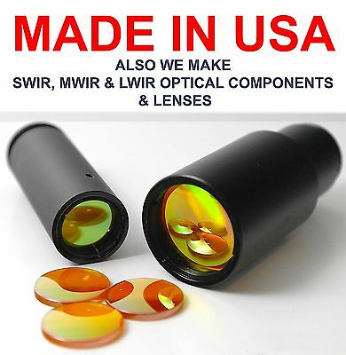 Usa 20mm Fl 2 Co2 Laser Lens Gcc Znse Epilog Hobby 20to 120w Cutter Engraver Fd