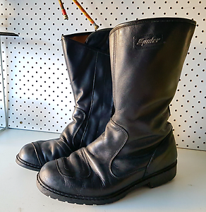 Spider Motorcycle Boot - Size 7 Seven Hills Blacktown Area Preview